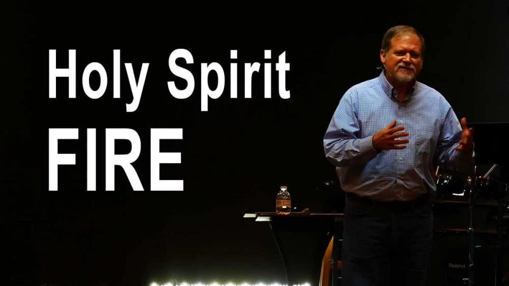 Holy Spirit Fire Image