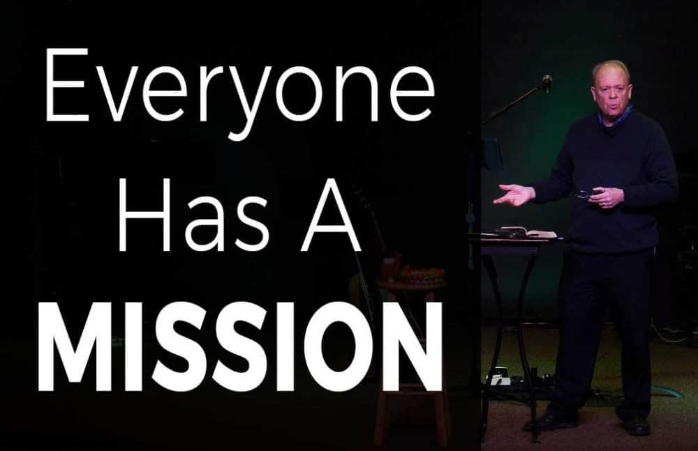 Everyone Has A Mission Image