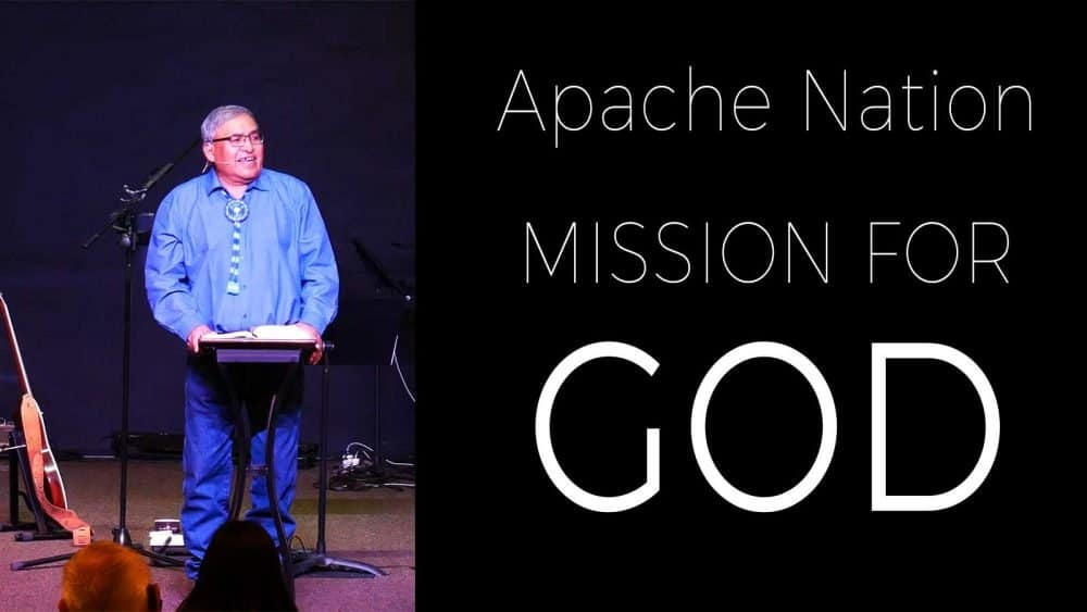 Apache Nation - Mission for God Image
