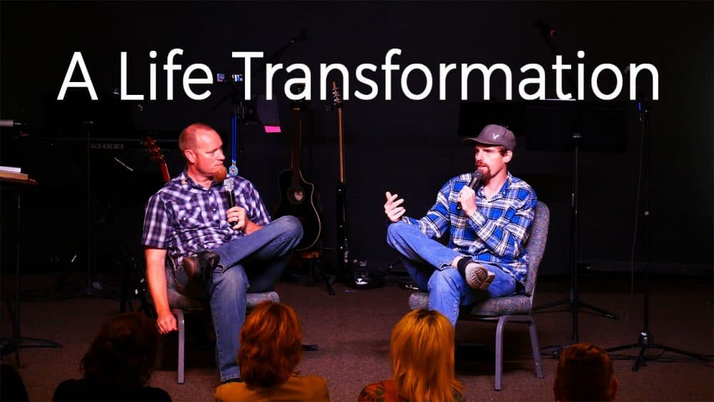 Transitions to Transformation Image
