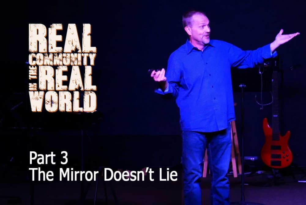 Part 3 - The Mirror Doesn't Lie Image