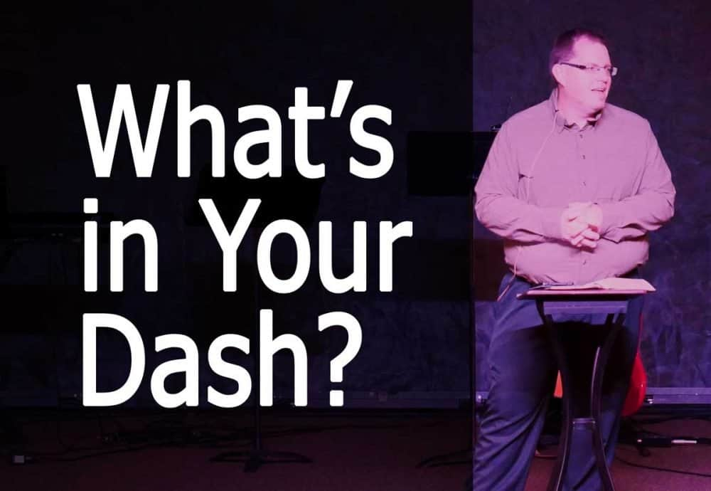 What\'s in Your Dash? Image