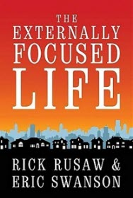 Externally Focused Life Book Cover