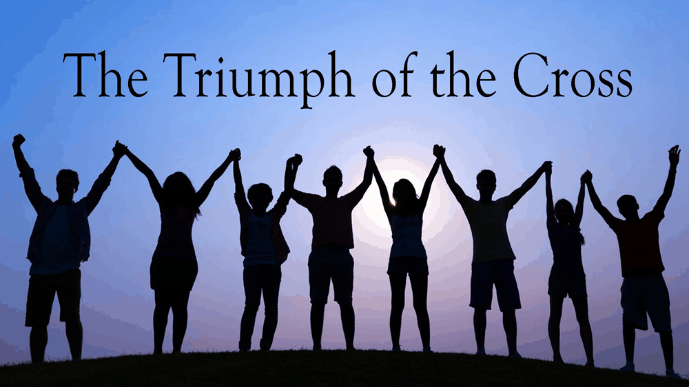 The Triumph of the Cross Image