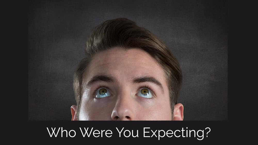 Who Were You Expecting? Image