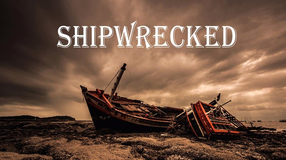 Shipwrecked Image
