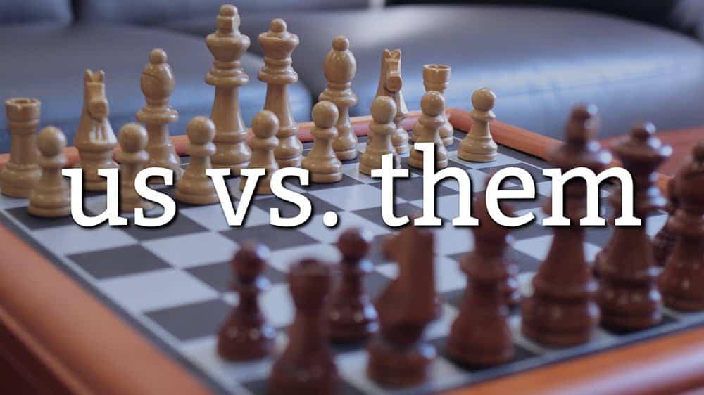 Us vs. Them Image