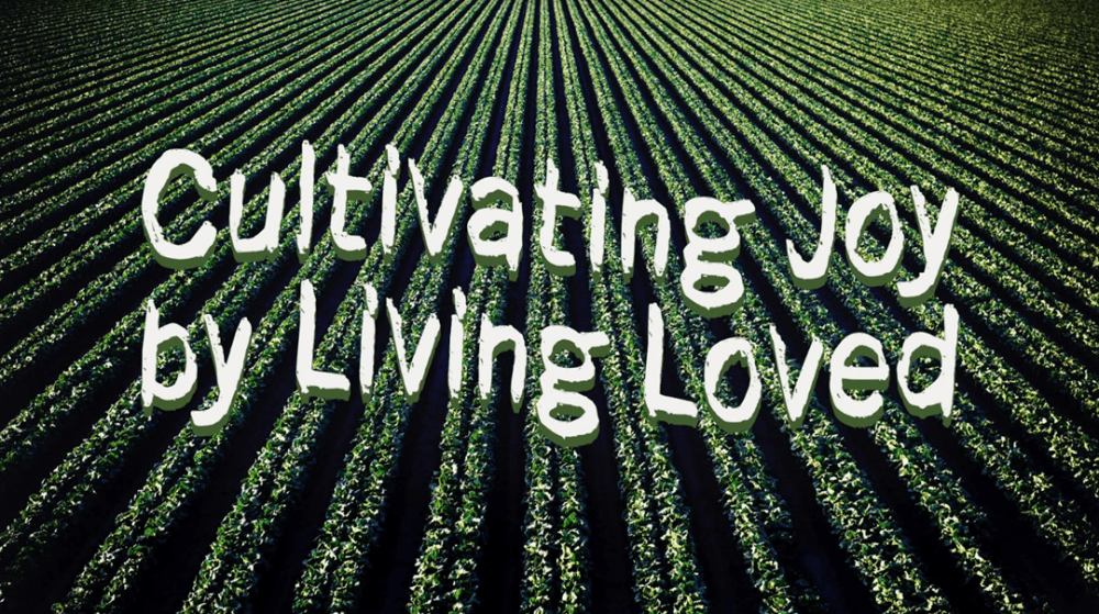 Cultivate Joy by Living Loved Image