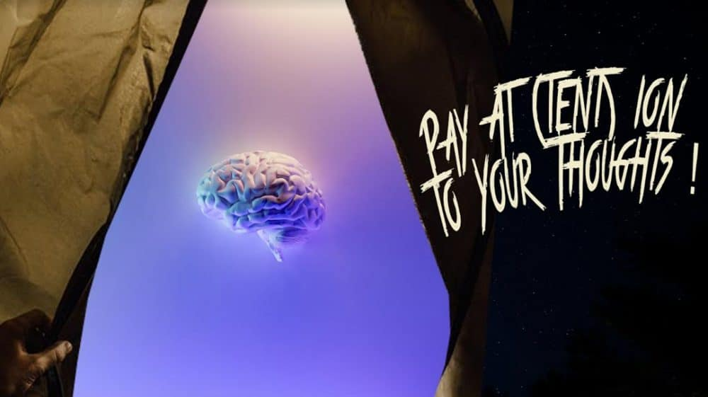 Pay At(Tent)ion to Your Thoughts Image